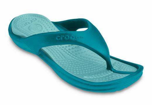 Athens – Turqoise And Seafoam   Sepatu Sendal Crocs